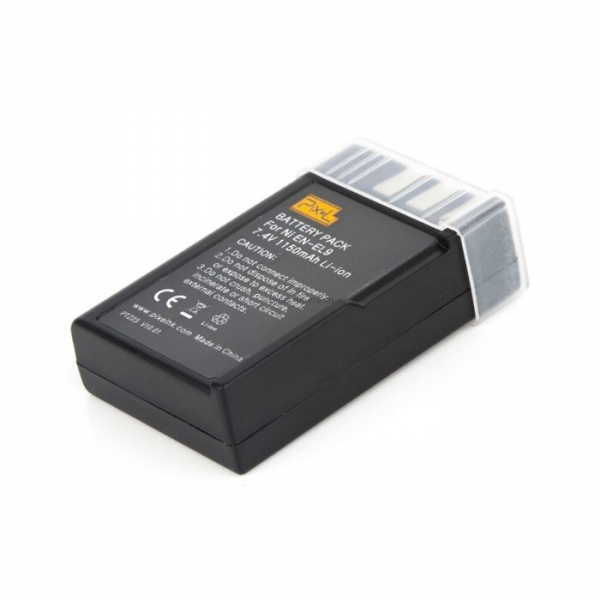 Pin Nikon EN-EL9a Battery (for Nikon D5000, D3000, D40, and D60)