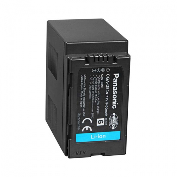 Panasonic CGA-D54 Lithium-Ion Battery