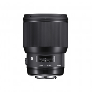 Sigma 85mm F1.4 DG HSM Art for Canon/Nikon
