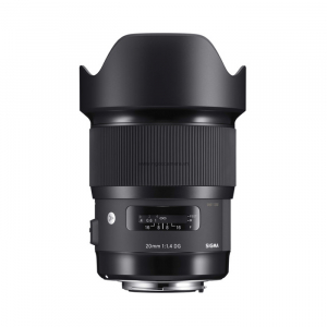 Sigma 20mm F1.4 DG HSM Art for Canon/Nikon