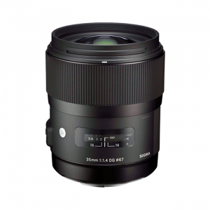 Sigma 35mm F1.4 ART For Canon/Nikon