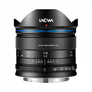 Laowa 7.5mm F2 MFT Lightweight