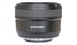 Yongnuo 50mm F1.8 for Nikon