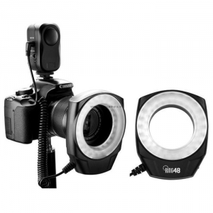 Đèn Flash Godox chụp Macro Ring 48