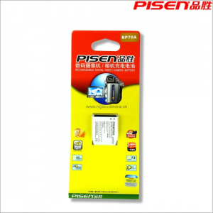Pin Pisen BP70A For Samsung - Mới 100%