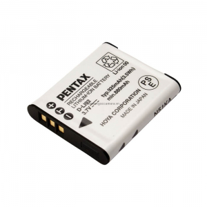 Rechargeable Li-Ion Battery Pentax D-LI92 for Pentax X70