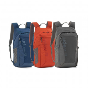 Lowepro Photo Hatchback 22L AW (Gray/Red/Blue)