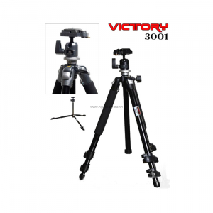 Tripod Victory 3001 with Ball head - Mới 100%