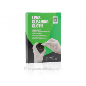 VSGO microfiber lens cleaning cloth DDC-1