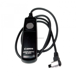 Remote Switch Shoot RS-80N3 for Canon