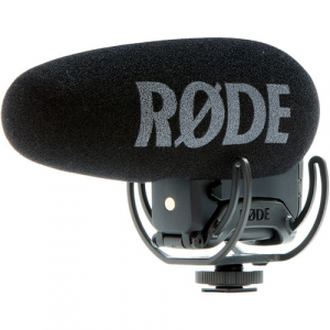 Micro RODE VMP+ (VideoMic Pro Plus)