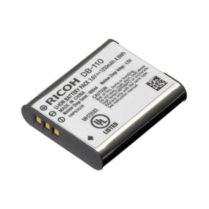Rechargeable Lithium-Ion Battery Ricoh DB-110 for GR III